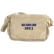 High School Grad 2013 Messenger Bag