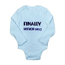 Finally-Senior 2013 Body Suit