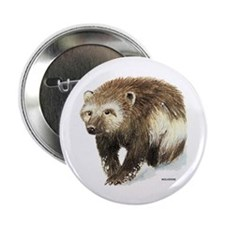 "Wolverine Animal 2.25"" Button (100 pack)"