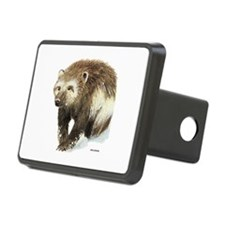 Wolverine Animal Hitch Cover