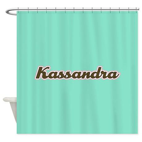 kassandra aqua shower curtain by namestuff aqua kz