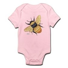 Bumblebee Insect Infant Bodysuit