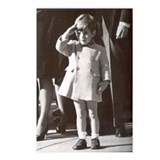 JFK Jr. Postcards (Package of 8)