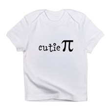 cutie Pi Infant T-Shirt
