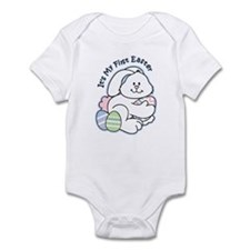 Bunny 1st Easter Infant Bodysuit