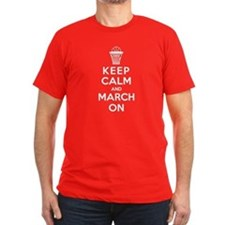 Keep Calm (white) T-Shirt