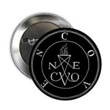"Coven Magick Sigil 2.25"" Button"