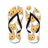 Ginger Cats. Flip Flops