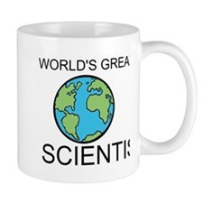 Worlds Greatest Scientist Mug