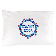 Coaches Rock Pillow Case