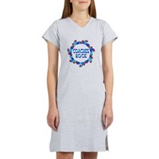 Coaches Rock Women's Nightshirt