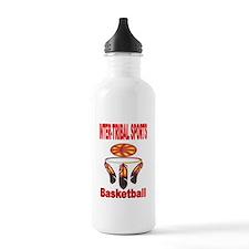 INTER-TRIBAL SPORTS BASKETBALL Water Bottle