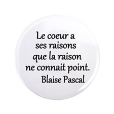 "Coeur Pascal 3.5"" Button"