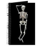White skeleton Journal