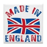 Made In England Tile Coaster