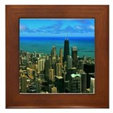 Art  photography Framed Tile