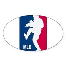 MLD Rectangle Decal