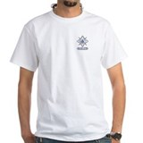 Surf Logo White T-shirt