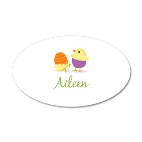 Easter Chick Aileen Wall Decal