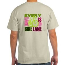 2-sided Every Lane T-Shirt