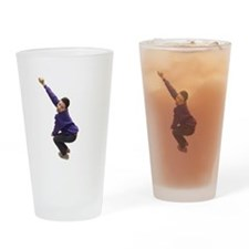 TWERK Drinking Glass