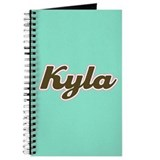 Kyla Aqua Journal