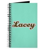 Lacey Aqua Journal