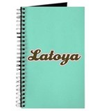 Latoya Aqua Journal