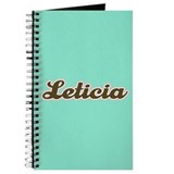 Leticia Aqua Journal