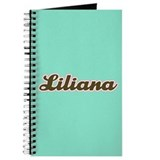 Liliana Aqua Journal