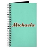 Michaela Aqua Journal