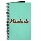 Nichole Aqua Journal