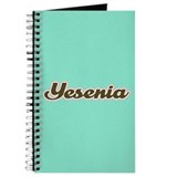 Yesenia Aqua Journal