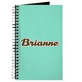 Brianne Aqua Journal