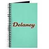 Delaney Aqua Journal