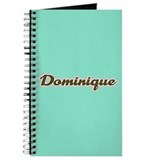 Dominique Aqua Journal