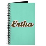Erika Aqua Journal