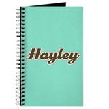 Hayley Aqua Journal