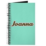 Joanna Aqua Journal