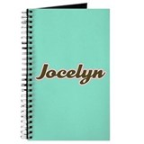 Jocelyn Aqua Journal