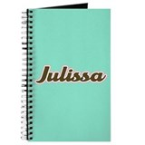 Julissa Aqua Journal