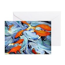 Fire Water Greeting Cards (Pk of 10)