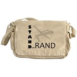 Stand With Rand Don't Be a Drone Messenger Bag