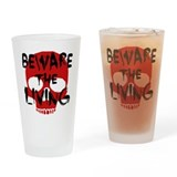 10x10_apparel_BtLwhite Drinking Glass