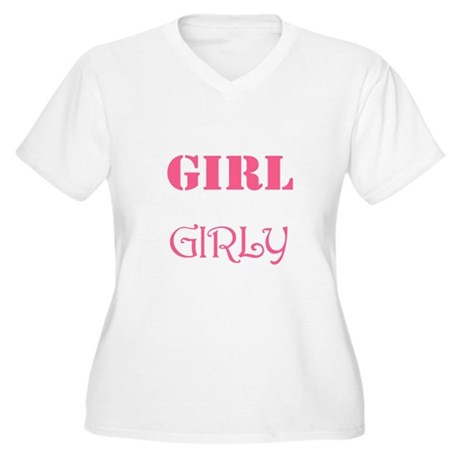 Just because I'm a Girl doesn't mean I'm Girly Plu
