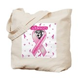 Unique Breast cancer Tote Bag