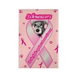 Schnauzer items Rectangle Magnet (100 pack)