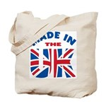 Made In The UK Tote Bag