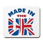 Made In The UK Mousepad