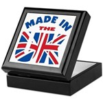 Made In The UK Keepsake Box